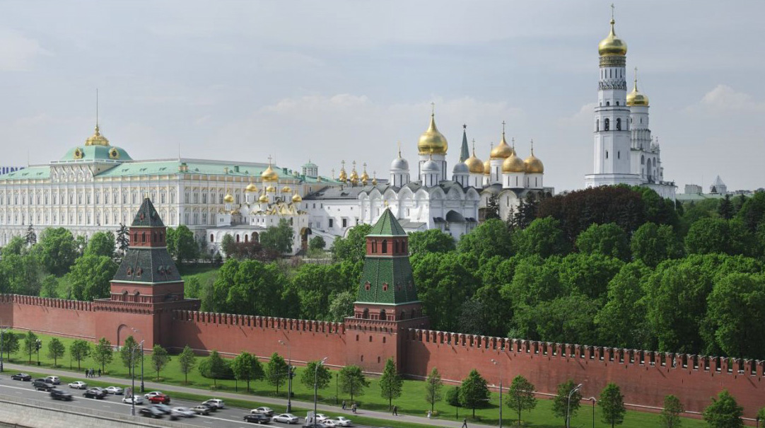 Ivan the Great Bell Tower - a focal point of the Kremlin